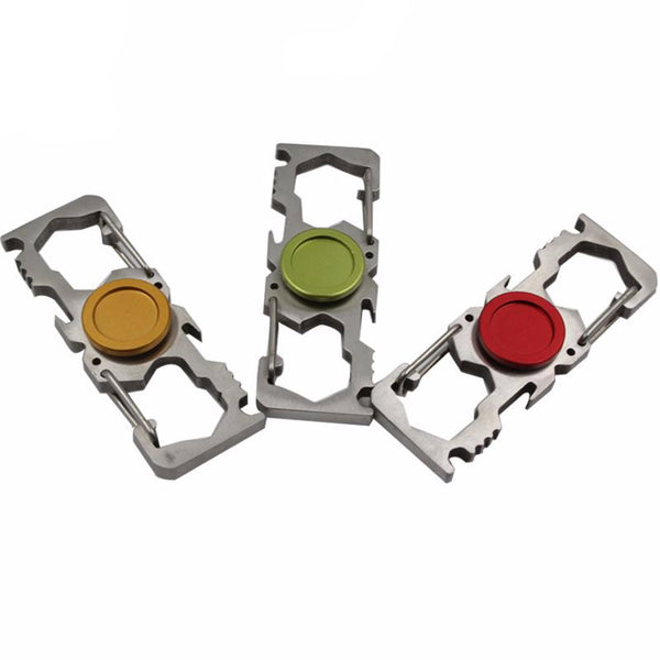 Metal Multifunctional Fidget Spinner *3 Colours*