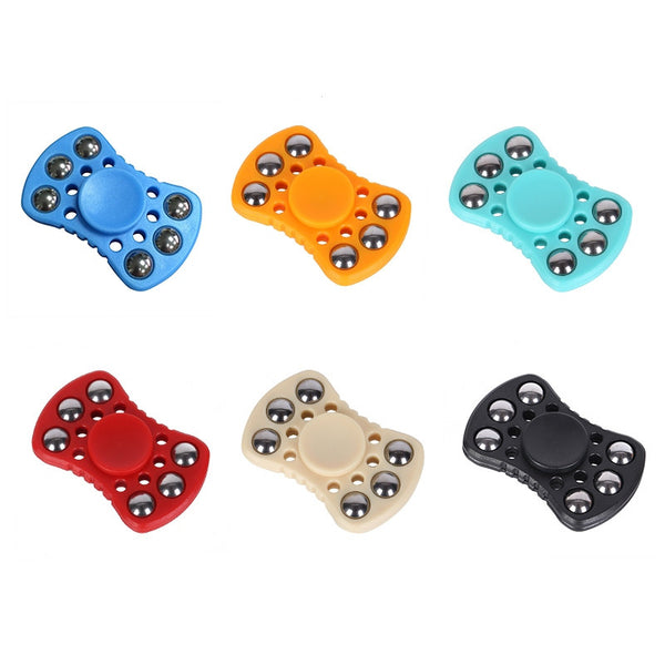 Six Steel Balls Fidget Spinner *6 Colors*