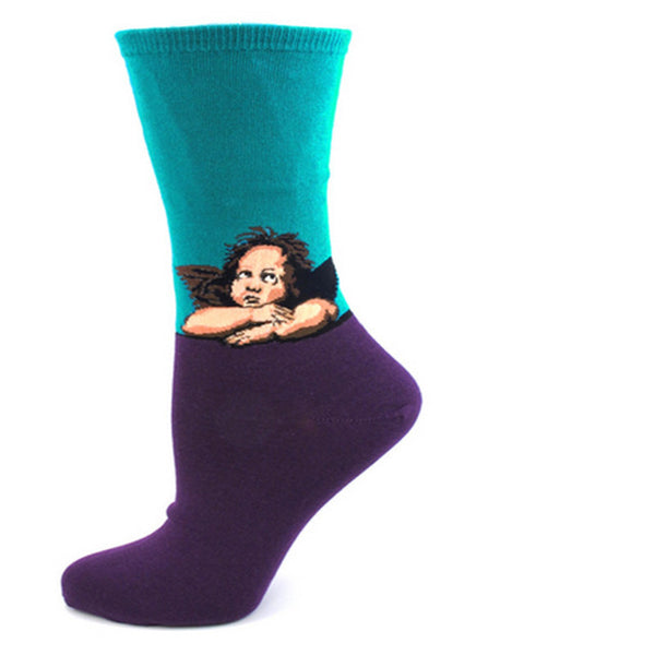 My Angel Fashion Socks for Stylish Icon #1