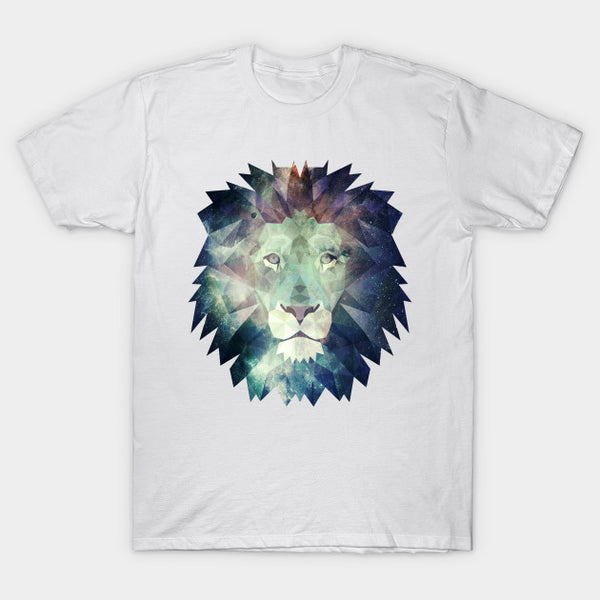 Fashion Graphic Tee - Crystal Lion
