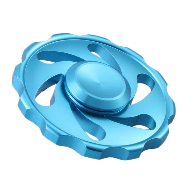 Smooth Wheel Fidget Spinner *4 Colours*