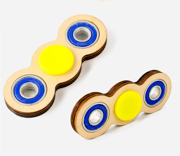 High Quality Wooden Duo-Spinner