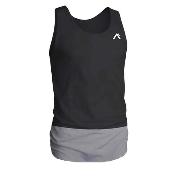 Two-tone Modern Tank Tops for Men *3 Variants*