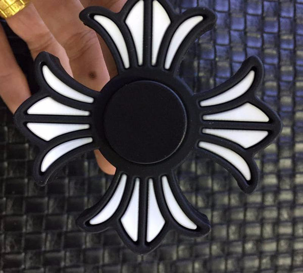 B&W Fashion Fidget Spinner