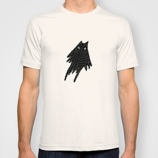 Fashion Graphic Tee - Halloween Bat