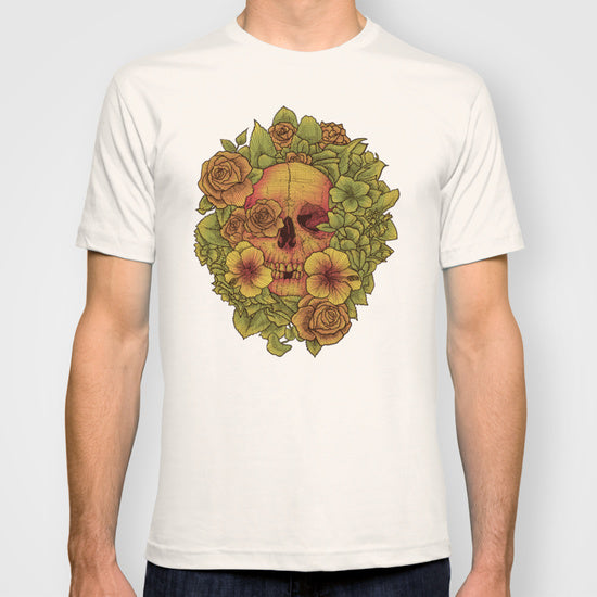 Fashion Graphic Tee - Calavera