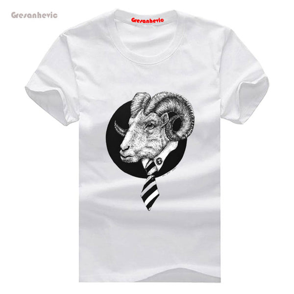 Fashion Graphic Tee - The Goatfather
