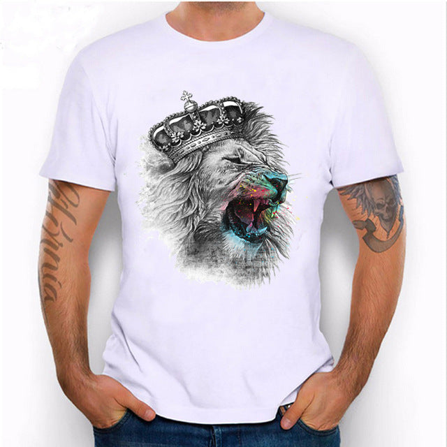 Fashion Graphic Tee - The Lion King