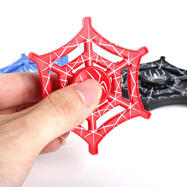Unique Spider Web Hexa Spinner