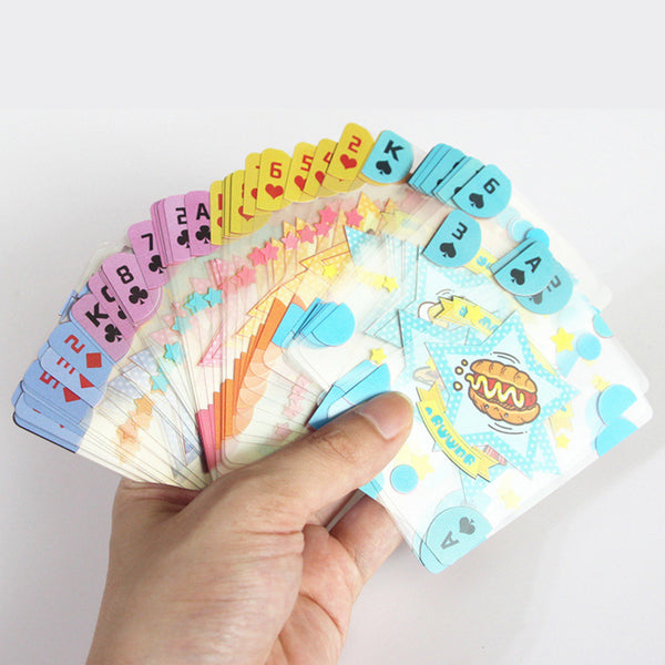 Playing Cards - Foodie