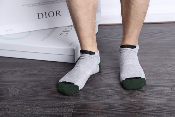 Classic Quality Cotton Socks for Business Men *5pairs/ lot*