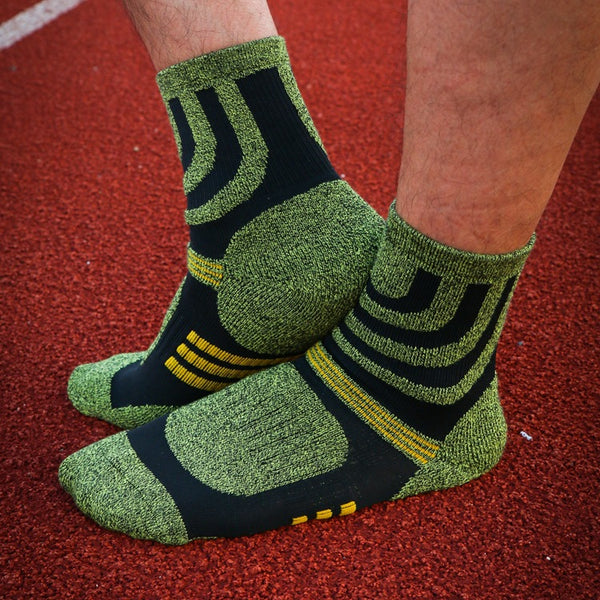 Power Athletic CottonThick Socks for Sport Lover Man
