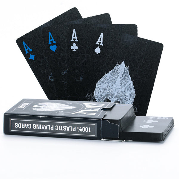 Playing Cards - Artistic Negative Image