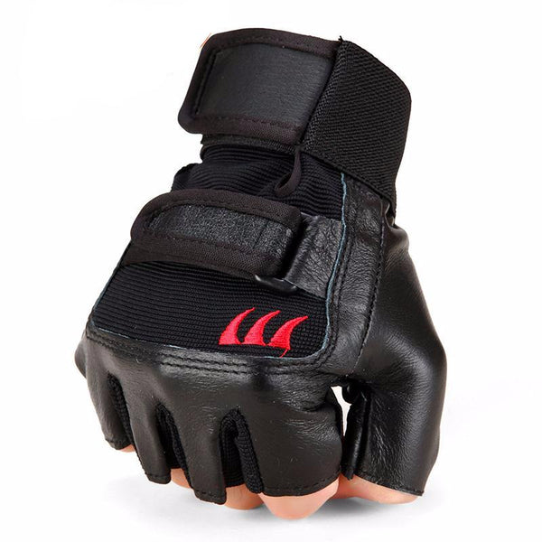 Wave Protective Gym Gloves for Men
