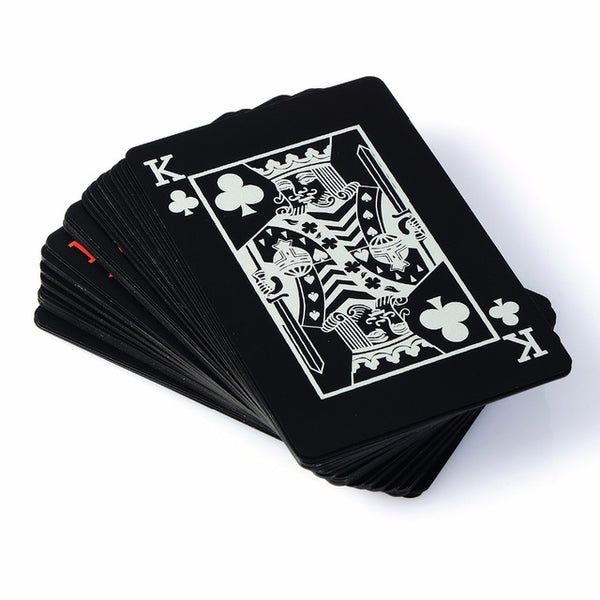 Playing Cards - Negative Image (Red)