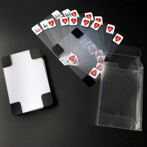 Playing Cards - Matt Clear