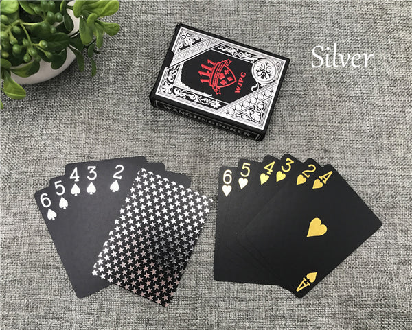 Playing Cards - Modern Star Lucky Cards *3 Colors*