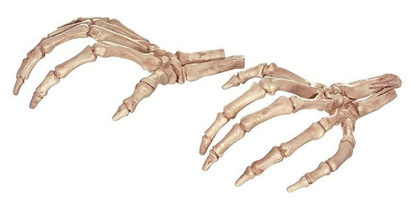 Human's hands Skeleton for Creepy Halloween Decoration