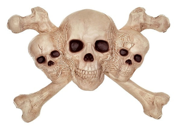 Human Skulls Skeleton for Horror Halloween Decoration
