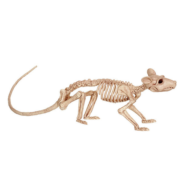 Mouse Skeleton for Creepy Halloween Decoration