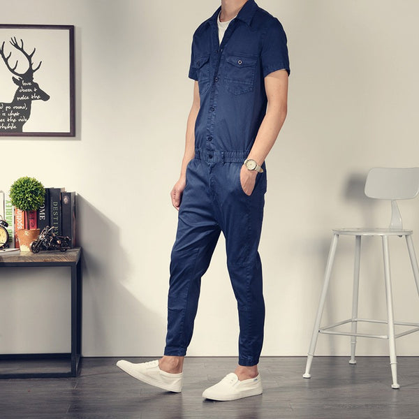Classic Jumpsuit for Men
