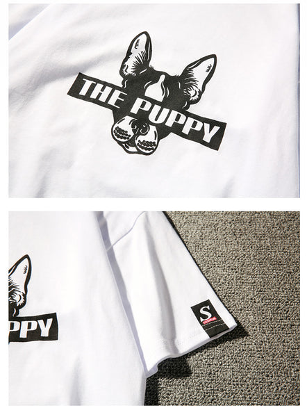Graphic Tee for Dog Lovers - The Puppy