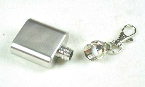 Mini Metal jug Keychain