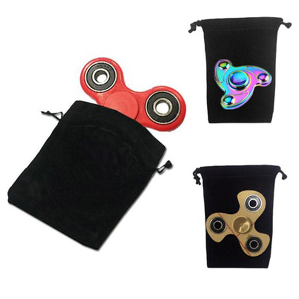 Mini Drawstring Bag for Fidget Spinner