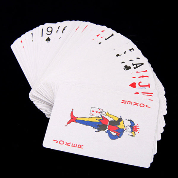 Playing Cards - Standard Poker *With Transparent Box*