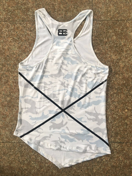 Unique V-Cut Body Building Tank Tops For Sporty Men *11 Variants*