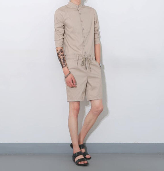 Leisure Comfy Jumpsuit for Men *2 Colors*