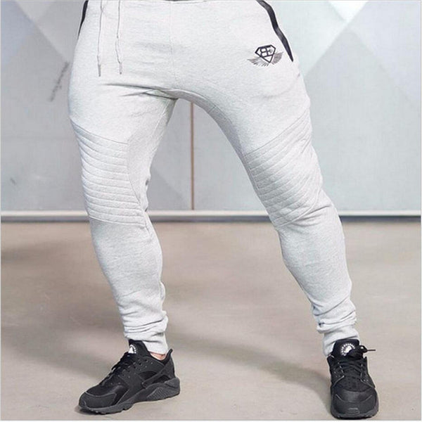 Modern Line Sweatpants for Bodybuilding Man