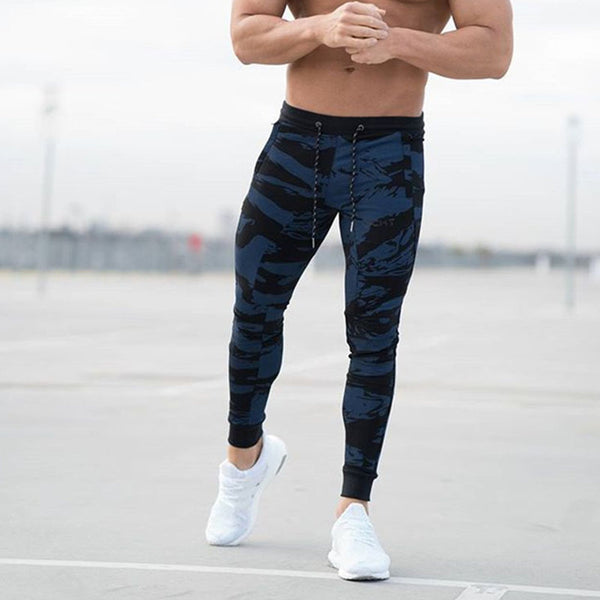 Basic Joggers for Men *Black or Camouflage*