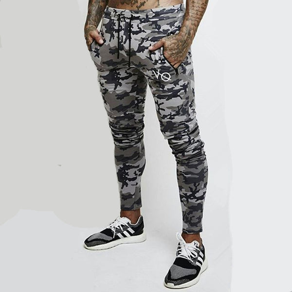 Cool Fashion Camouflage Sweatpants for Men *2 Colors*