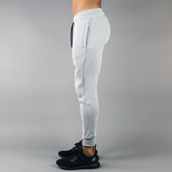 Basic Slim Gym Sweatpants for Men