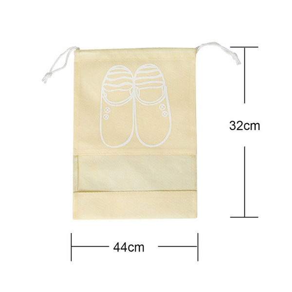 Dust-proof Shoe Bag for Active Traveller *8 Colors*