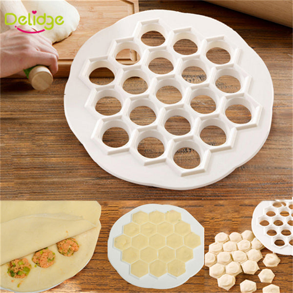Easy Dumplings Maker Mold For A Warm Chef Daddy