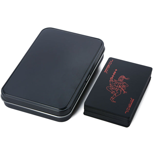 Playing Cards - Cool Negative Image *FREE Metal Box*