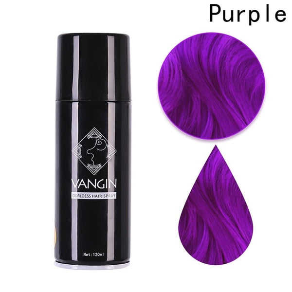 Amazing Hair Spray *Available in 13 colors*