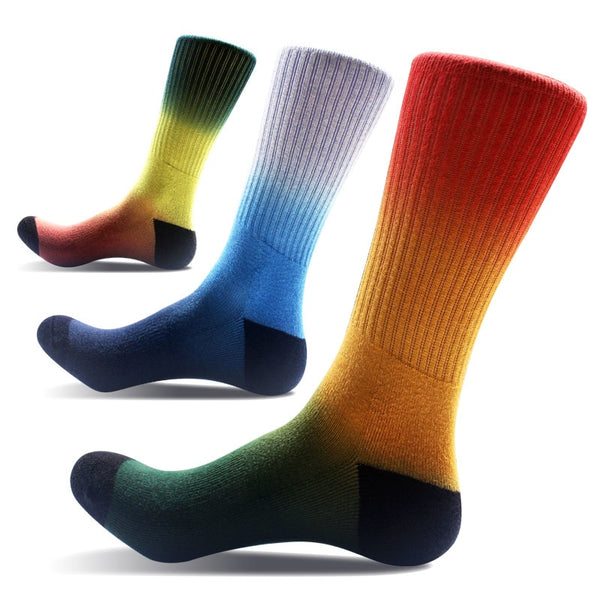 Interesting Shades Fleece Socks for Young Boys