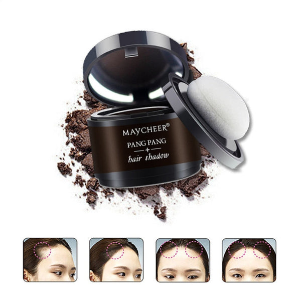 Hair Shadow Powder with Sponge/Concealer