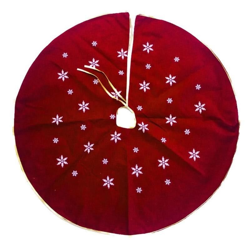 Christmas Tree Skirt Ornament