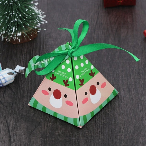 Merry Christmas Candy Paper Box *3 Beautiful Design*