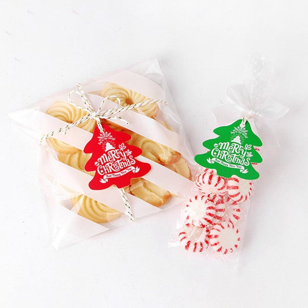 Beautiful Christmas Decoration Tags *50pcs/lot* 11 Unique design*
