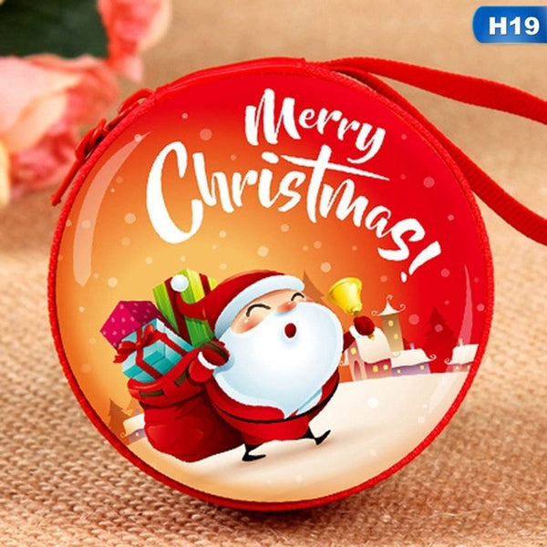 Christmas Mini Tin Gift Box *23 Cute Design*