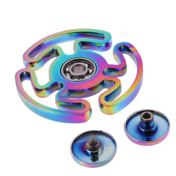 Fantacy Colorful T-shaped Tri-Spinners