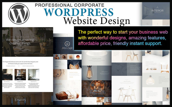 50% OFF Best Simple Site Design and Amazing WordPress Website Design - Gifts For BUSINESS OWNERS!!!