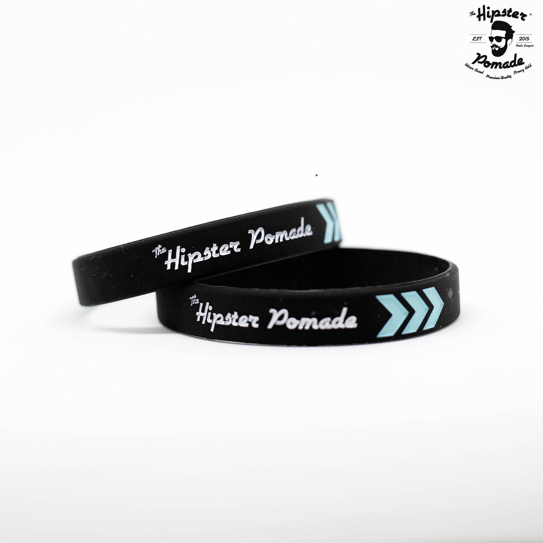 Hipster Pomade Wristband