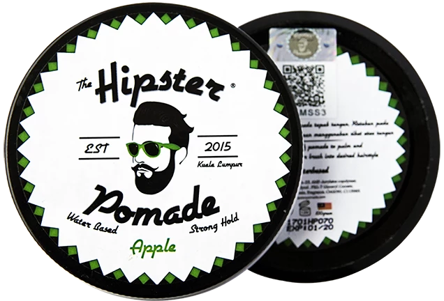 Hipster Pomade Apple
