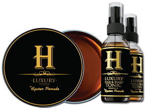 Hipster Pomade Luxury